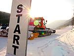 Loipenpräparierung im Skilanglaufzentrum Westfeld in der Rothaar Arena Sauerland Langlauf