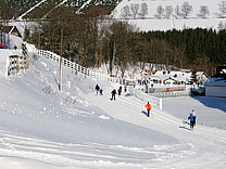Langlauf Skilanglauf Sauerland Rothaar Arena Skilanglaufzentrum