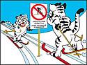 FIS, DSV Loipenregeln, Verhalten in der Loipe Rothaar Arena Skilanglaufzentrum