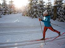 Skilanglauf Sauerland Rothaar Arena Skilanglaufzentrum