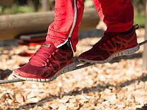 Trimm dich Pfad mit Balancierübungen in Schmallenberg