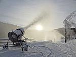 Beschneiung Skilanglaufzentrum Westfeld Rothaar Arena Langlauf Sauerland
