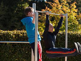 Trainieren Sie ihre Kraftfähigkeiten im Urlaub im Sauerland  - Fitnesstraining - Aktivurlaub